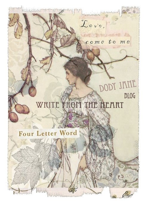 Dody Jane- Write From the Heart