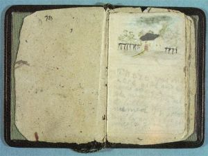 Anne Bronte's journal