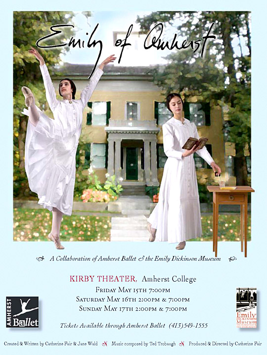 Amherst Ballet the weekend of May 15th...