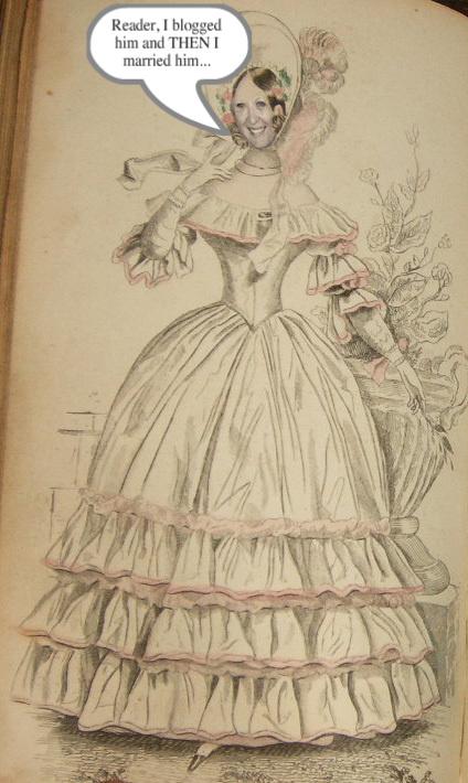 Ann Althouse as Jane Eyre
