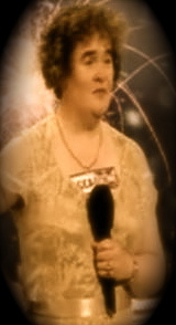 Susan Boyle singing the song heard round the world