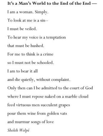 The Poetry of Iranian Women - Sheema Kalbasi