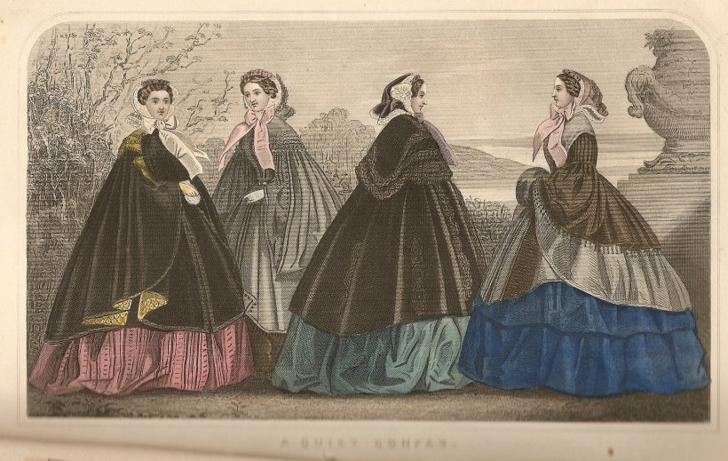 From Godey's Ladies Book